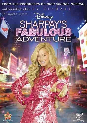 La fabuleuse aventure de Sharpay