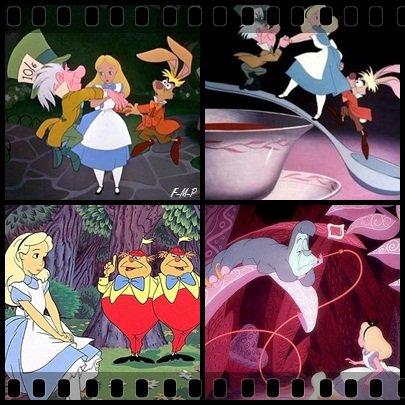 Alice au pays des merveilles (Disney)