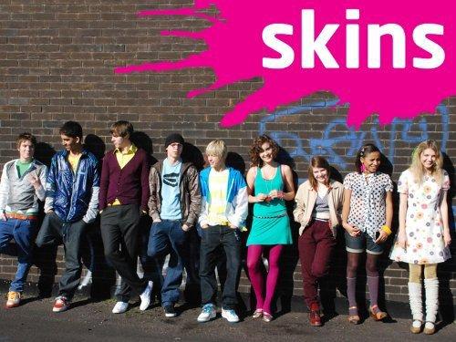 Skins : Saison 1&2, 1er génération (Série)