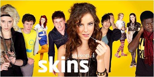 Skins : Saison 3&4, 2ème génération (Série)
