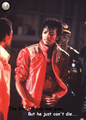 ~ Michael Jackson - The king of Pop ~         * 29/08/1958 - 26/06/2009 †