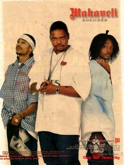 Bone Thugs & 2Pac