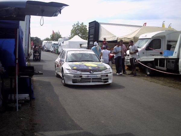 Rallycross de loheac samedi