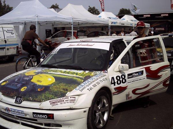 Rallycross de loheac dimanche