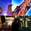 Photos Instagram et vidéos des concerts