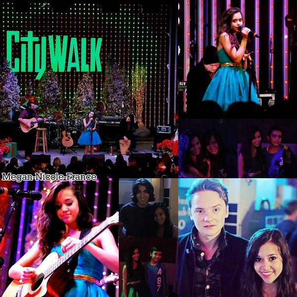 Photos et vidéos du concert avec Conor Mayard (25/11)