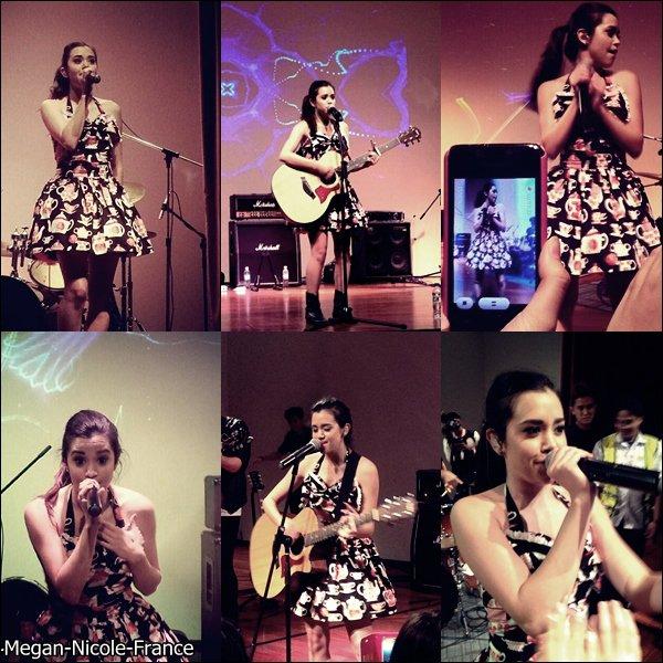 • Megan en Malaisie