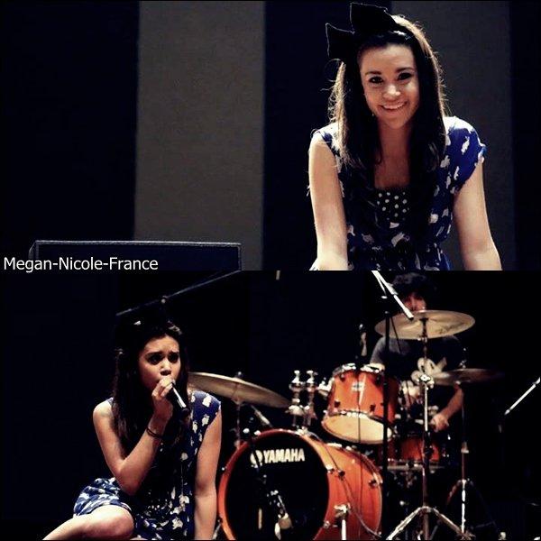 • Megan à était interviewer par la chaîne ABC.