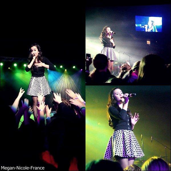 • Photos d'un concert à Saint Louis