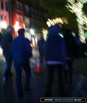 24/11: Selena et Justin ont était vue au texas