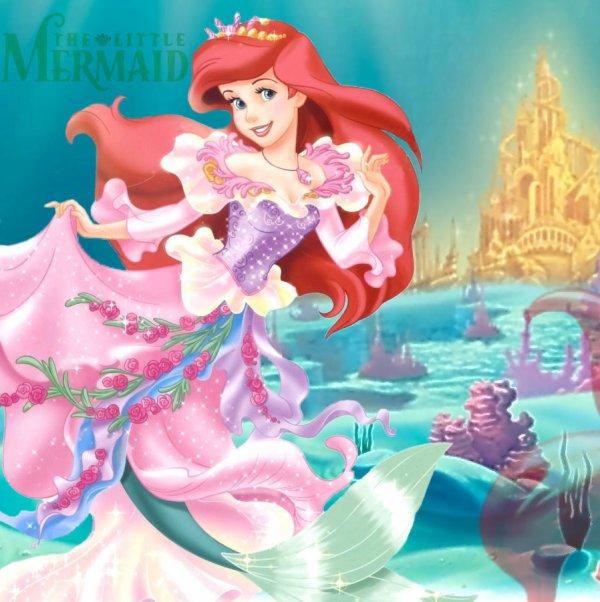 Ariel .......... la plus belle .......
