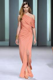 ROBE DU DEFILE ELIE SAAB A CANNES, automne2011
