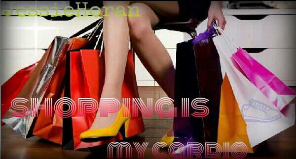 Chapitre 1: Shopping is my cardio,