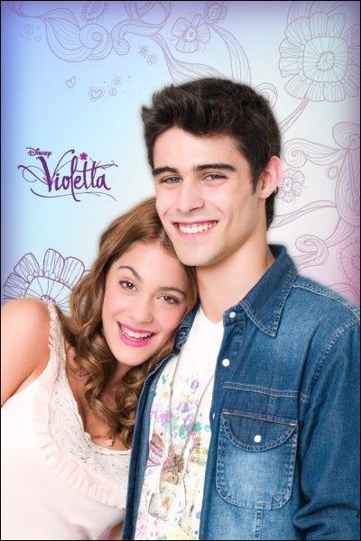 Violetta : Tienes todo