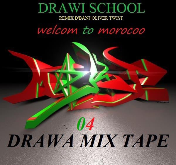 drawa remix welcom to  morocoo