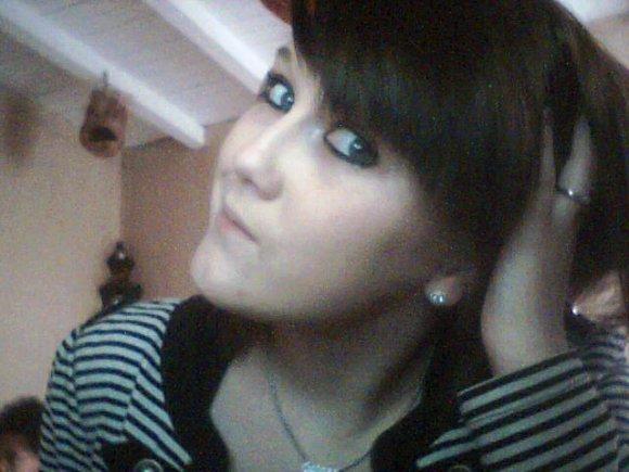 Ma nouvelle couleur de cheveux ! :)