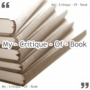 Photo de My-Critique-of-book
