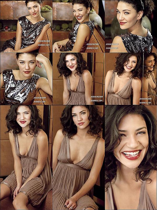 .Découvrez un très ancien photoshoot de Jessica datant de l'année 2007 ; Aimez-vous ? .
