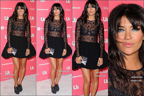 .26.04.2011_ -_ Jessica Szohr était présente aux «_ Us Weekly Hot Hollywood Party_ » _________  TOP ou FLOP ?  .