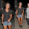*28/07/2011 - Le soir Jessica et un ami ont été vu dans Meatpacking District un quartier de Manhattan situé à NY. *