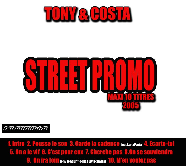 street promo (2006) - clik sur l'image puis sur le lien pour telecharger