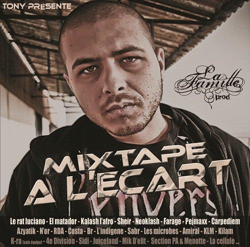 mixtape a l'ecart (2009) - clik sur l'image puis sur le lien pour telecharger