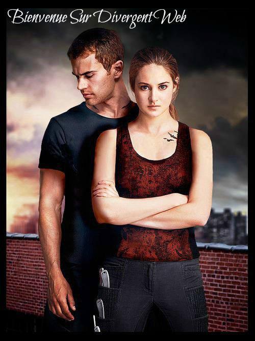 """Bienvenue sur DivergentWeb votre source pour suivre l'actualité de """"Divergent"""""""