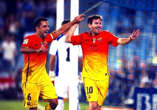 Getafe cf 1 - 4 Fc Barcelone