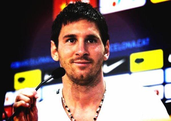 Messi : Je ne suis pas un dictateur.