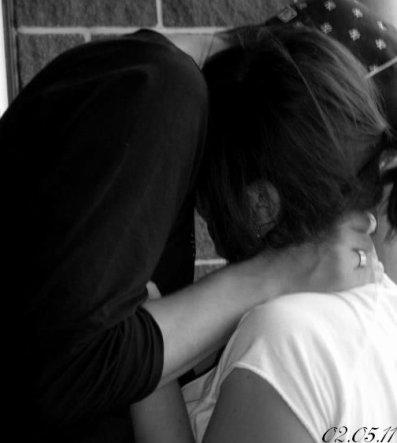 -Non, j'veux pas être l'histoire d'une nuit, je veux être l'histoire de ta vie..♥