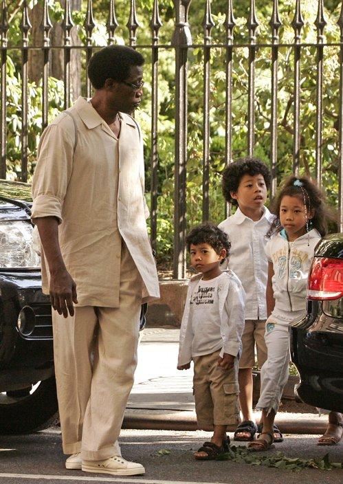 Les enfants de Wesley Snipes :Blasian trop choupie *-*