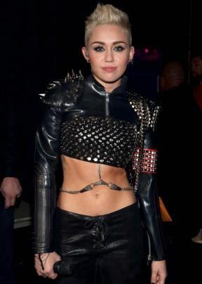 Miley Cyrus : le look !