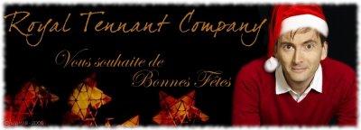 Bannière  Royal Tennant Compagnie