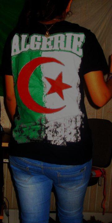 malgres tout vive les algerien