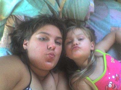 Moi et mon amour de petite soeur