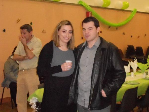 Suzanne et Xavier (Ma Mariotte et mon Moumoune)