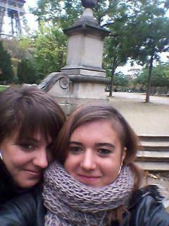 Cécilia et moi