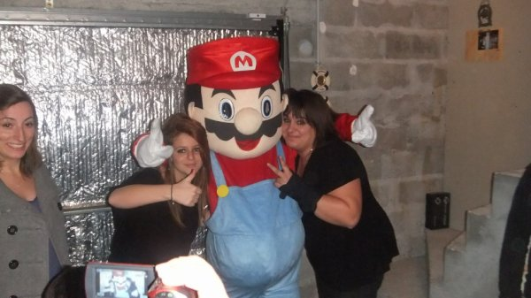 Mélissa, Mario et Moi