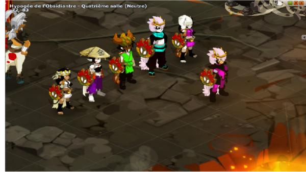 Voila ma team full bouclier  :) <3