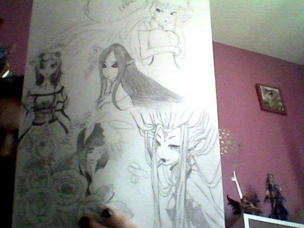 Mate le dessin
