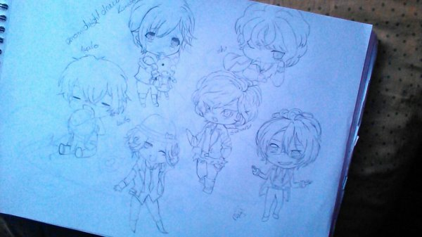 Dessin (Diabolik Lovers)