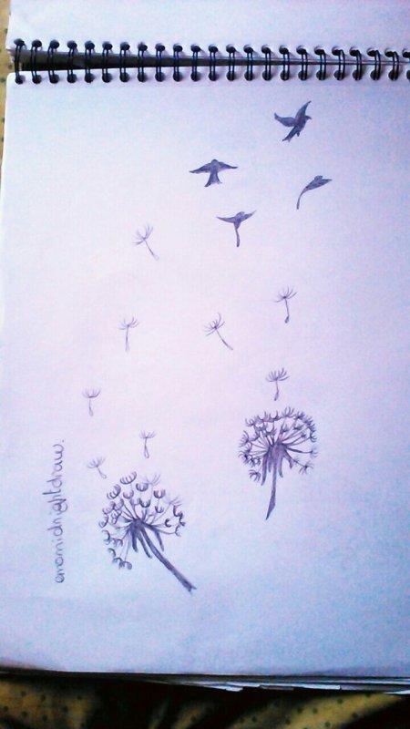 Dessin (fleur)