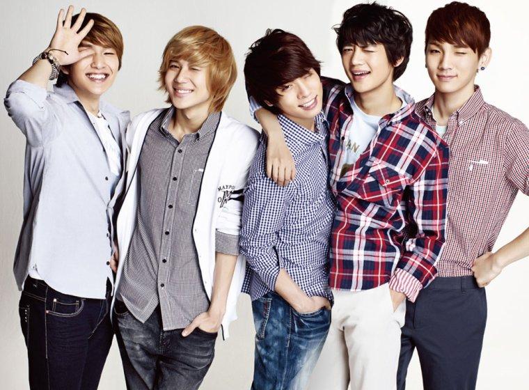 Les groupes masculins à connaître de k-pop!