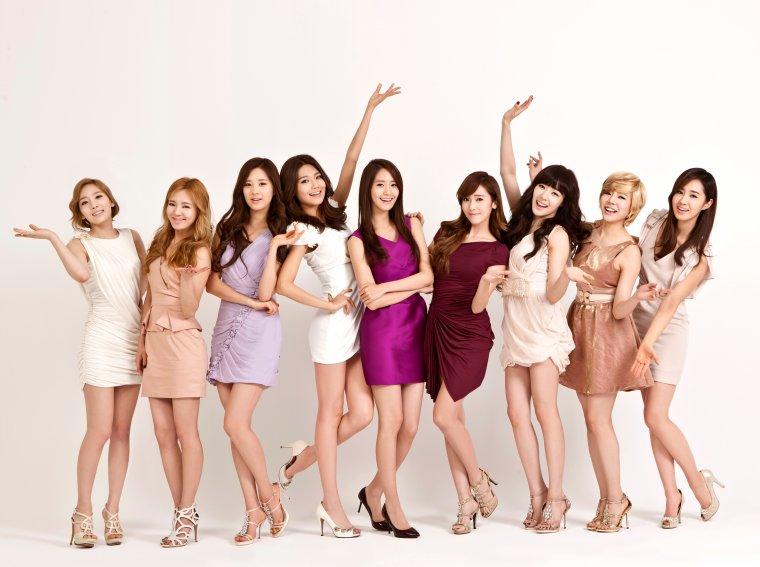 Les girls band de la k-pop que je kiffe!