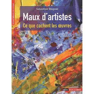 """""""Muax d'artistes- Ce que cachent les oeuvres"""" de Sebastian Dieguez"""