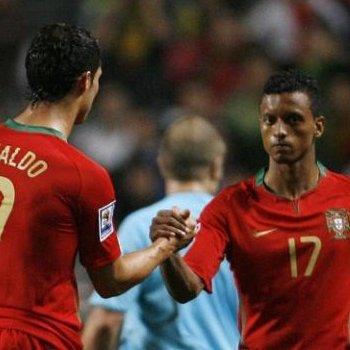 Nani & Cristiano Ronaldo