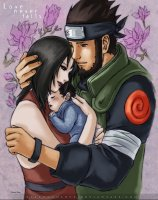 Kurenai and Asuma