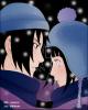 Hinata and Sasuke