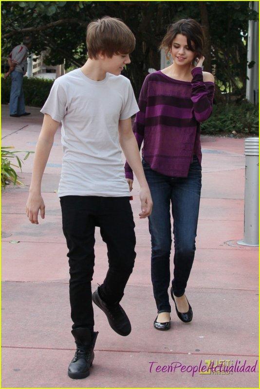 Selena G. Et Justin B.