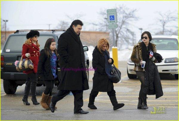 Demi Lovato A Chicago
